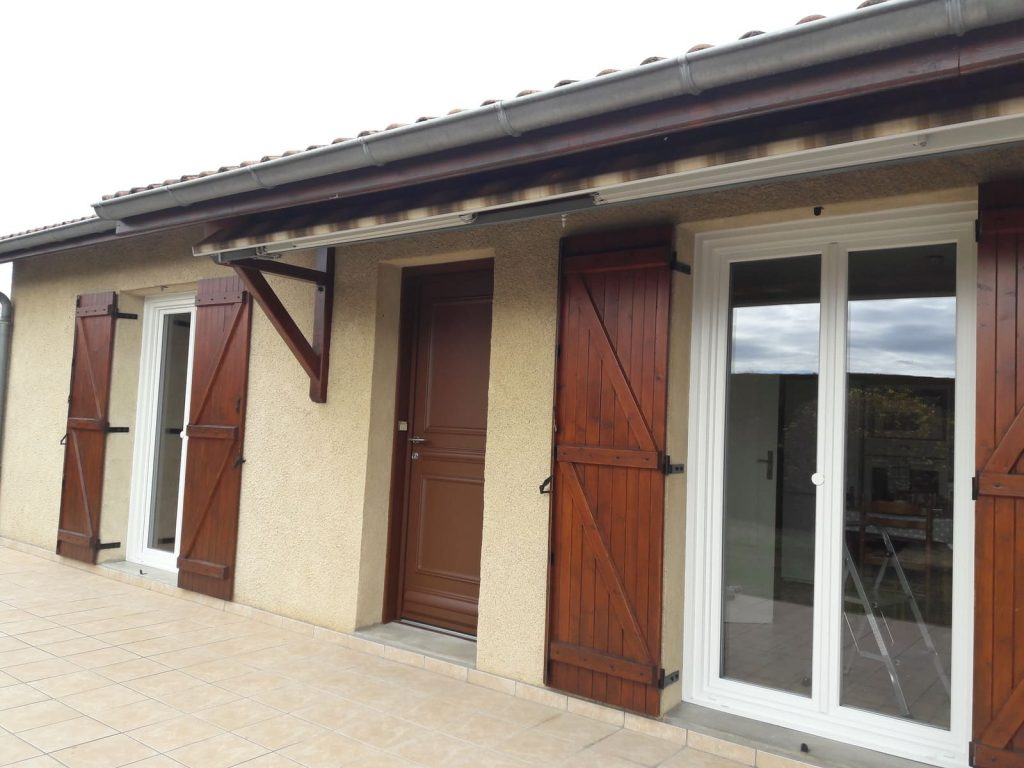 Menuiserie Romans Sur Isere pose ou remplacement de tous types de fenêtres à romans-sur